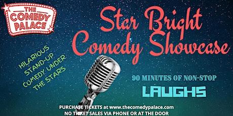 Star Bright Comedy Showcase with Headliner Patrick DeGuire tickets