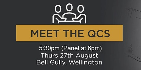 Meet the QCs tickets