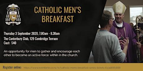 Annual Catholic Men's Breakfast tickets