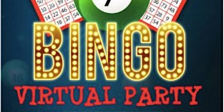 Virtual Bingo Party tickets