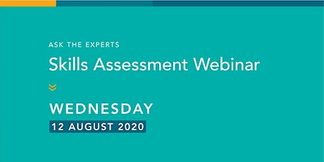 Ask the Experts | Skills Assessment Webinar tickets