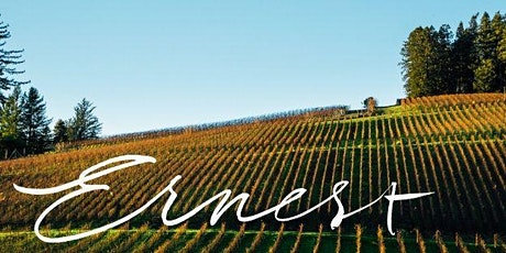 Vino Vinyasa featuring Ernest Vineyards from Sonoma tickets