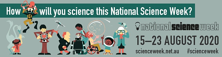 2020 National Science Week Launch + Science Saving Lives Event image