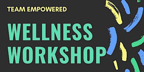 Essential Oils & Wellness Workshop tickets