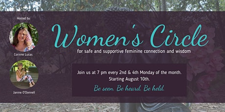 Chrysalis Hill Women's Circle tickets