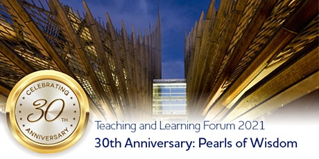 VIRTUAL WA Teaching and Learning Forum 2021 tickets