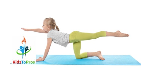Active Kids: Yoga (Free Yoga for Ages 5-8) tickets