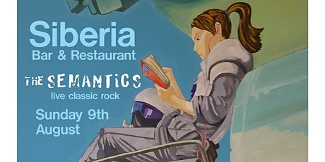 Sunday Sessions in Siberia with the Semantics tickets