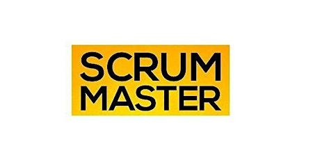 4 Weekends Scrum Master Training Course in Reykjavik tickets
