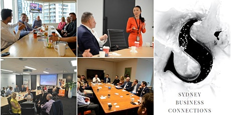 Business Connections Networking Breakfast. Sydney CBD. tickets