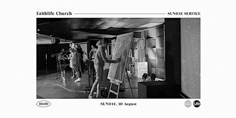 Faithlife Church Service (30 August) tickets