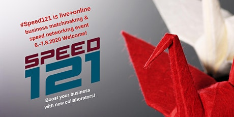 #SPEED121 Business Matchmaking Helsinki tickets