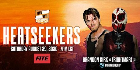 Synergy Pro Wrestling 'Heatseekers' - Sat. August 29 tickets