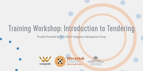 Wirra Hub: Introduction to Tendering tickets