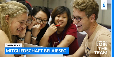 Join The Team: AIESEC in Paderborn Tickets