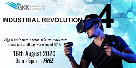 Industry 4.0 Free Full Day Workshop biglietti