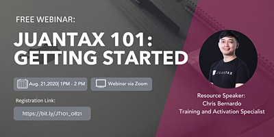 JuanTax 101: Getting Started
