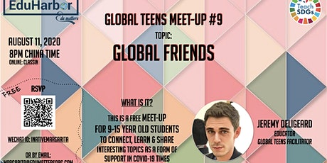 Global Teens MeetUp 9: 'Global Friends' tickets