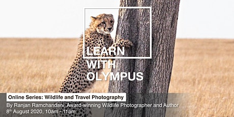 Learn With Olympus - Wildlife and Travel Photography tickets