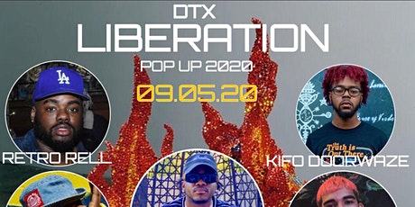DTX LIBERATION POP UP 2020 | KNDUIVPLAY BIRTHDAY CELEBRATION +18 tickets