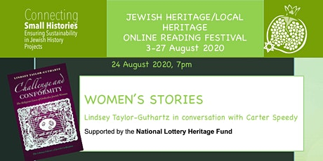 Connecting 'Small' Histories Reading Festival: WOMEN'S STORIES tickets
