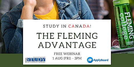 New Normal, New You - Study in Fleming College! tickets