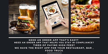 Order Guru - A new contactless ordering platform entradas