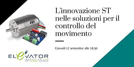 L'innovazione ST nelle soluzioni per il controllo del movimento biglietti