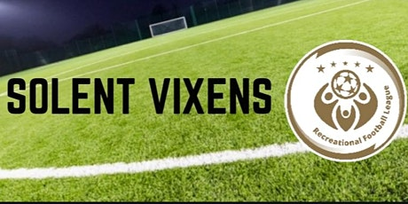 Ladies Recreational Football , Solent Vixens FC tickets