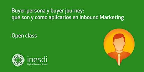 Buyer persona y buyer journey: qué son y cómo aplicarlos. entradas