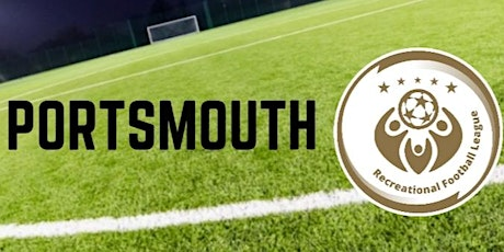 Recreational Football  Cosham, Portsmouth tickets