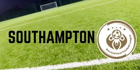 Recreational Football  Southampton tickets