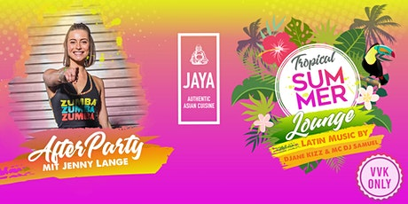 Tropical Summe Lounge - Open Air- Afterparty tickets