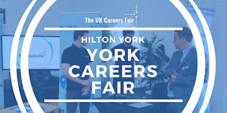 York Careers Fair tickets