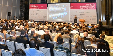 World Automotive Conference tickets