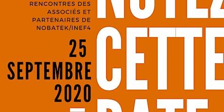 Rencontres associés & partenaires NOBATEK/INEF4 tickets