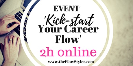 TIPS to Kick-start your CAREER CHANGE &Transition into a purpose driven job tickets
