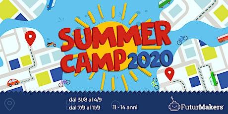 Summer Camp  settembre (11-15 anni) tickets