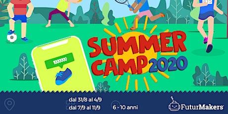 Summer Camp settembre (6-10 anni) tickets