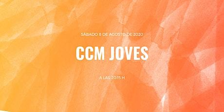 Reunión CCM Joves entradas