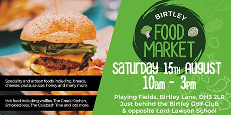 Birtley Food Market tickets