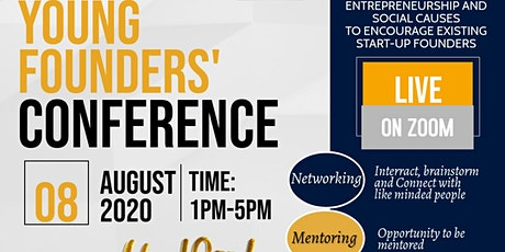 Young Founders Conference tickets