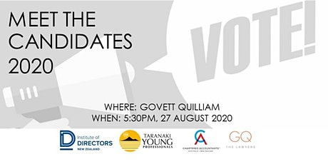 Meet the Candidates - Jointly hosted by TYP, CA ANZ & IOD tickets