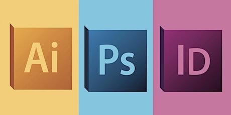 vdmno | Adobe Creative Suite I Tickets