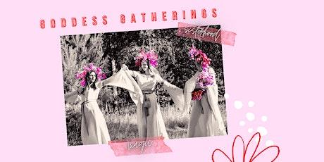 Goddess Gatherings Journey tickets