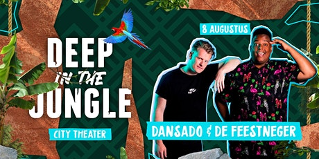 Dansado & de Feestneger in de Jungle tickets