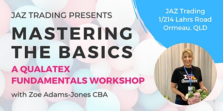 Mastering The Basics - A Qualatex Fundamentals Balloon Course tickets
