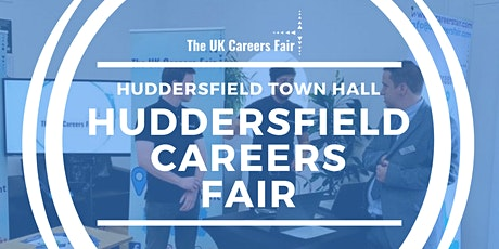 Huddersfield Careers Fair tickets