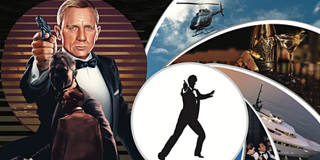 9th Annual James Bond Soiree tickets