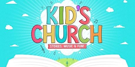 LBCM SHINE KIDS SERVICE - 9 AUG 2020 tickets